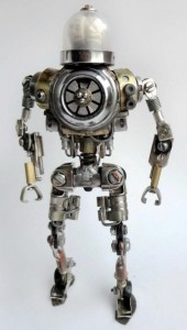 Work by Steampunk Sculptor Igor Verny