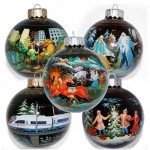 Christmas tree handmade toys