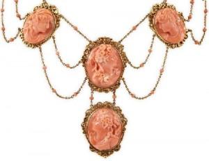 Coral Jewelry art