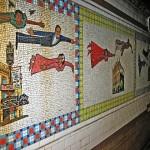 Harlem Heroes mosaics