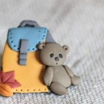 Art brooches by Gulnara Zelinskaya