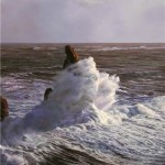 Alfredo Navarro Hyperrealistic Seascapes