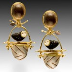 Beautiful Jewelry art by Carolyn Morris Bach