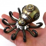 Work by Steampunk Sculptor Igor Verny