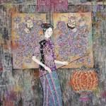 Chinese artist Sun Jianlin