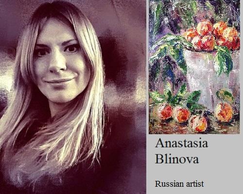 Russian Artist Anastasia Blinova Art Kaleidoscope