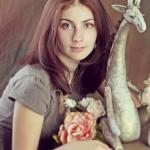 Russian artist Julia Gorina