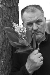 Russian photo artist Vasily Cheshenov (Vasilij Cesenov