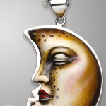Sergio Bustamante surreal jewelry art