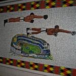 Mosaics Stadium 'Yankee'