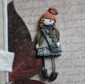Art brooches by Gulnara Zelinskaya