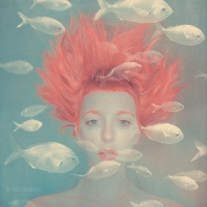 Photo artist Anka Zhuravleva