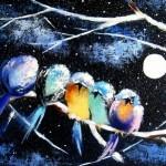 Private Moon installation by Leonid Tishkov