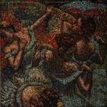 Mandjos Mosaic art
