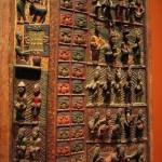 African doors art