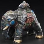 Porcelain miniature by Svetlana Oreshkina