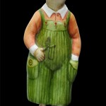 Collectible porcelain miniature