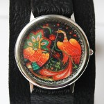 Designer's watches handmade by JK (Yekaterina Speshilova, St. Petersburg)