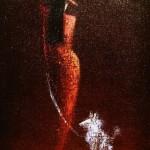Painting by Ufa based artist Mikhail Petrov