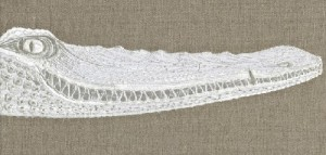 Angelo Filomeno embroidery