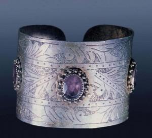 Bracelet - Islamic East Jewelled Arts