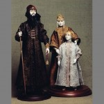 Alexandra collectible art dolls
