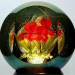 Hand-Blown Art Glass by American artist Mayauel Ward