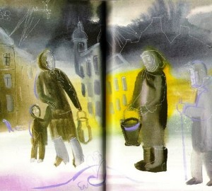 Children's Book 'Cyrano de Bergerac', 1974