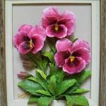 Beautiful Porcelain flowers by Julia Korshunova