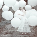 White inspiration. Photography by Anka Zhuravleva