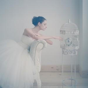 A cage. Photography by Anka Zhuravleva