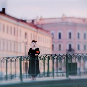 Bridge. Photography by Anka Zhuravleva