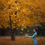 Autumn. Photography by Anka Zhuravleva