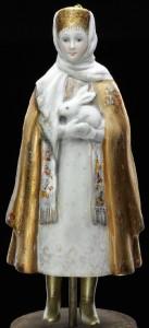 Alexandra collectible art dolls