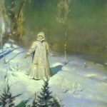 Snow Maiden by Viktor Vasnetsov