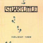Poster. Stuart Little, 1999