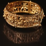 The bracelet – a variation on the ancient Byzantine jewelry