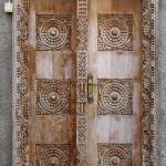 Zanzibar carving art