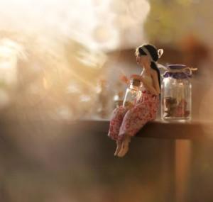 Felted toys by Nadezhda Micheyeva