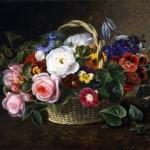 Painting by Johan Laurentz Jensen