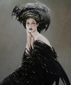 Polish artist Karol Bak