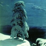 Russian landscape painter Ivan Shishkin