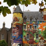 Located in Glasgow Kelburn Castle