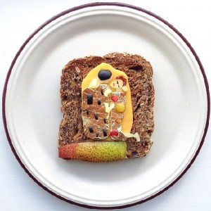 Norwegian food artist Ida Skivenes