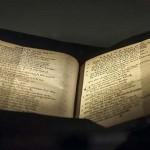Massachusetts Psalm Book. Cost $ 14.5 million. Purchase year 2013