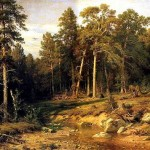 painter Ivan Shishkin