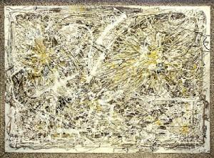 Quartz painting by Alexander Nartov