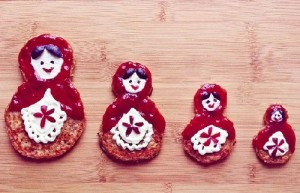 Norwegian food artist Ida Skivenes