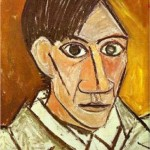Self-Portrait – Pablo Picasso