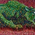 Multimedia artist Federico Uribe